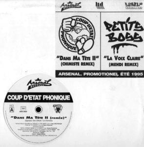 Coup d'Etat Phonique ( Egosyst & Doc Odnok aka Kohndo) - 1995