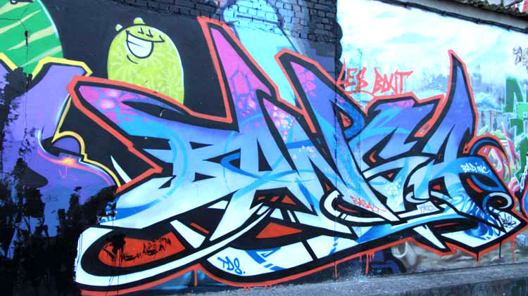 Graffiti photo par Lion Scot