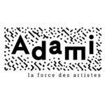 logo Adami, la force des artistes
