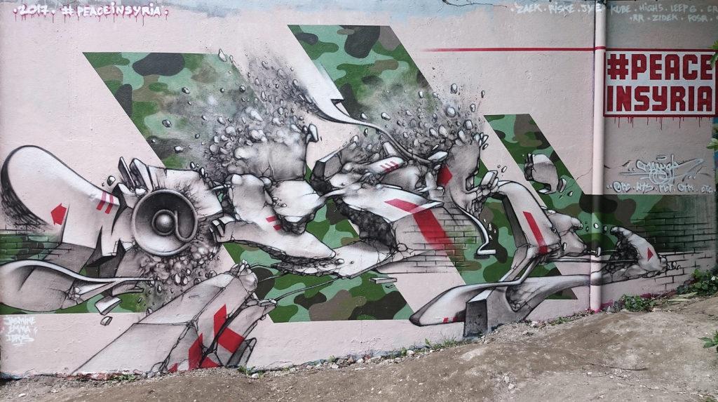 Peace Syrie Manyak