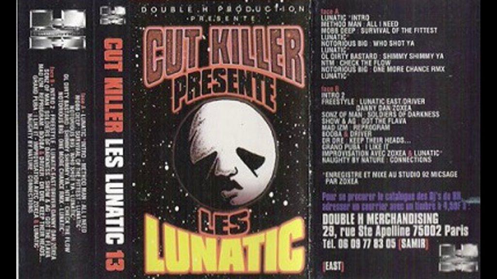 Cut Killer - Les Lunatic mixtape